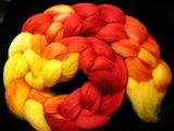 Autumn Blaze - BFL Wool