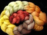 Autumn Splendor - BFL Wool