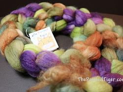 Dappled Autumn SW BFL Nylon
