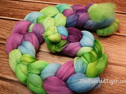 Darner Dragonfly Variegated Polwarth