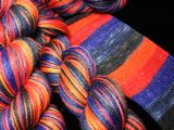 Dawning - Self Striping Panda Sock Yarn