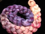 Evening Haze Mixed BFL Silk