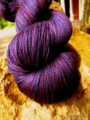 Dark Aurora - 20/2 Spun Silk Lace Yarn
