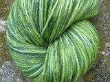 Dappled - Superwash Merino & Nylon Hand Dyed Sock Yarn