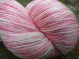 Flamingo - Hand Dyed 100% Merino Sock Yarn