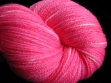 Peonies - Merino Tabby Lace Yarn