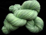 Green- Suri & Merino Worsted