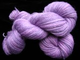 Purple - Suri & Merino Worsted