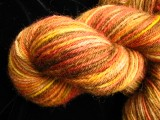 Autumn Leaves - Jaguar Worsted