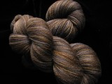 Sable - Tabby Merino Lace