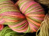 Turkey Time - Bengal BFL Sock
