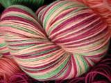 Ashley - Bengal BFL Sock