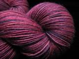 Wine Stompin - Bengal BFL Sock