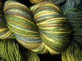 Deep Forest - Bengal BFL Sock