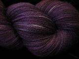 Aubergine Flash - Zephyr Lace Yarn