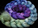 Jeweled Mixed BFL Silk