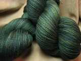 Pine Forest Zephyr Lace Yarn