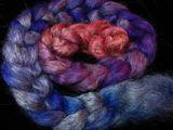 Royal to Scarlet Gotland Wool