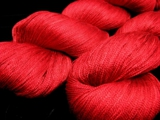 Ruby - 20/2 Silk Lace Yarn