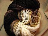 Salted Cashmere Mochaccino Sock Yarn