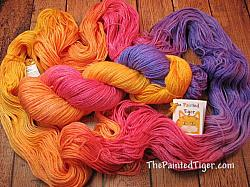 Sunrise - Panda Sock Yarn