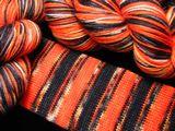 Bengal Stripe - Safari Sock Yarn