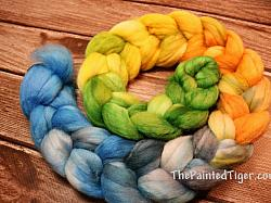 Tropical Delivery SW Corriedale Wool