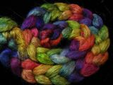 Tropical Rainbow Gotland Wool