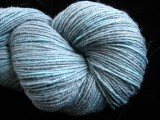 The Blue & the Grey - Superwash Merino Wool & Nylon Sock Yarn